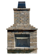 Olde English Wall Fireplace