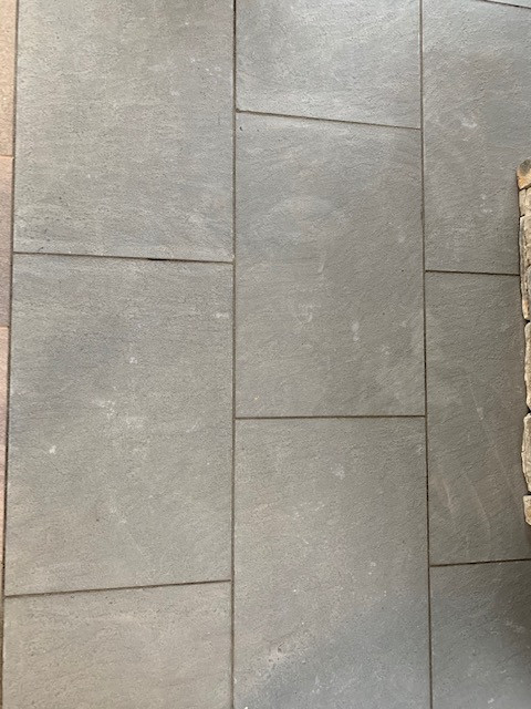 Newport Bluestone Thermal Flagging
