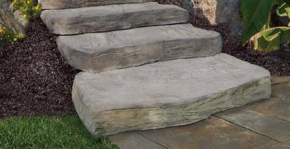 Cambridge Cast Stone Palisades 4-Pc Step