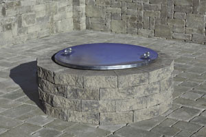 Cambridge Fire Pit Cover