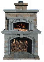 Olde English Wall Pizza Oven