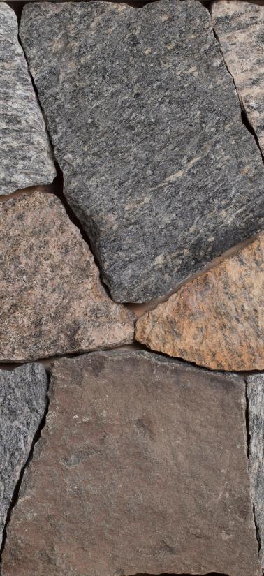 Split Fieldstone-Mosaic