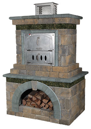 Olde English Pizza Oven
