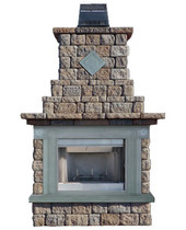Maytrx Wall Fireplace