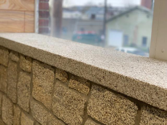 Bush Hammered Granite