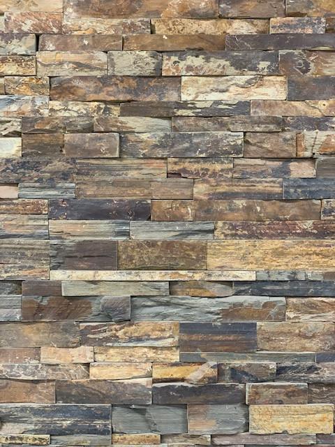 Monticello Rockface-Panel