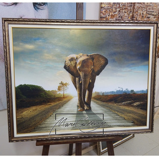 Картина на холсте Слон