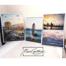 Картины под стеклом