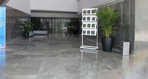 Hall en marbre Gris marengo