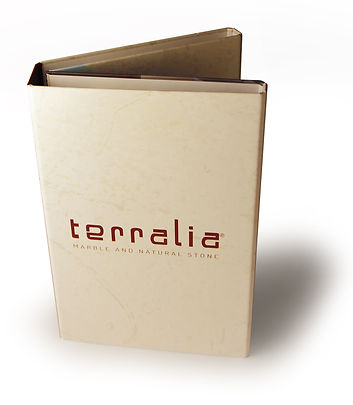 Catalogo marmol de Terralia
