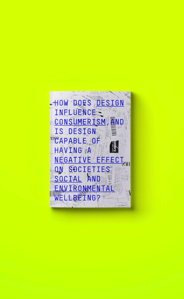 How does design influence consumerism?