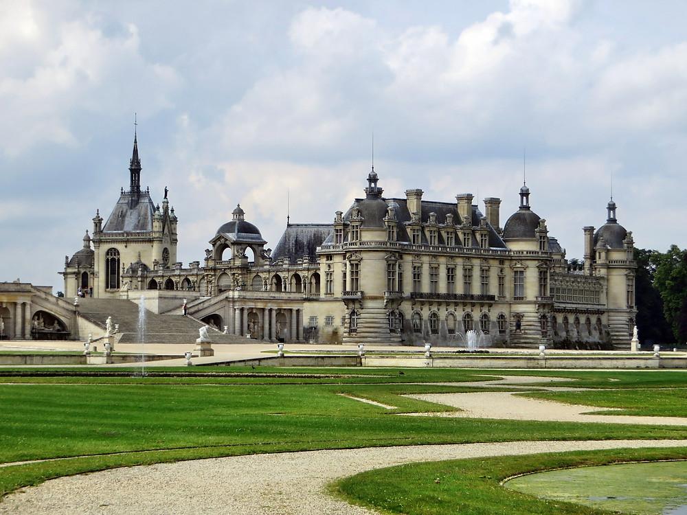 Le château de Chantilly ©DEZALB