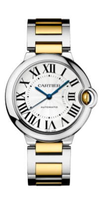 Cartier Ballon Bleu w2bb0012