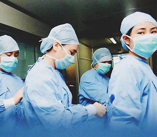 Coronavirus Medical Relief- China