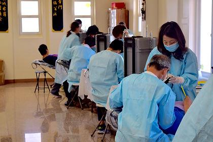 Free Health Clinic July 2016