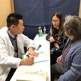 Free Health Clinic May 2018