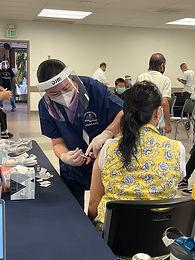 COVID-19 Vaccine Clinic - Rosemead Community Center