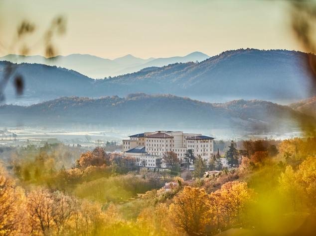 Palazzo Fiuggi Wellness Medical Retreat, Italy