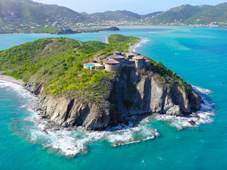 The Aerial BVI, a new all-inclusive private island destination