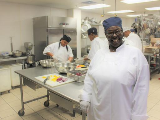 Food Is Love: Meet Providence Grad Deondre Holt