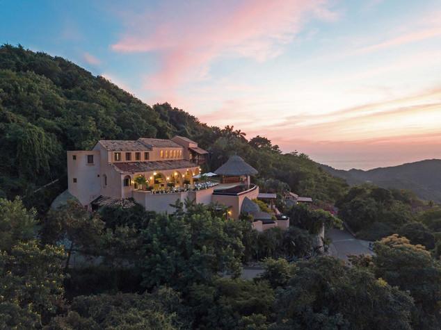 Casa Angelina, Mexico