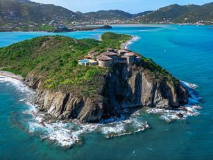 The Aerial BVI, a new all-inclusive private island destination