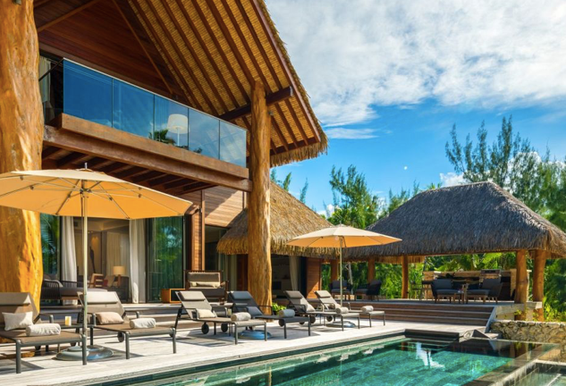 The Residences at The Brando Private Isl