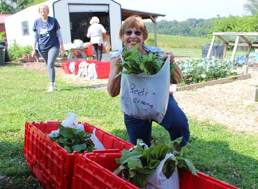 Growing Food, Growing Hope