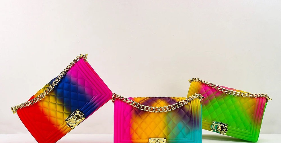 jelly purse vendor