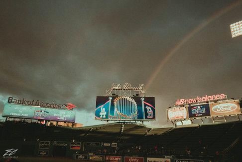 Rainbows Over Fenway