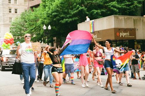 Boston Pride 2018