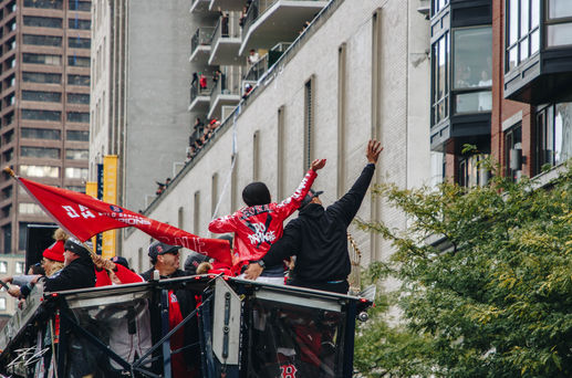 Red Sox Parade 2018