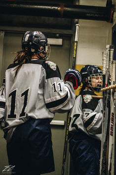 Winthrop Vikings Girls Hockey