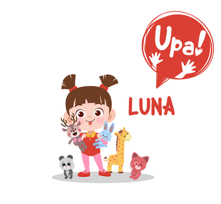 Upa! - Luna