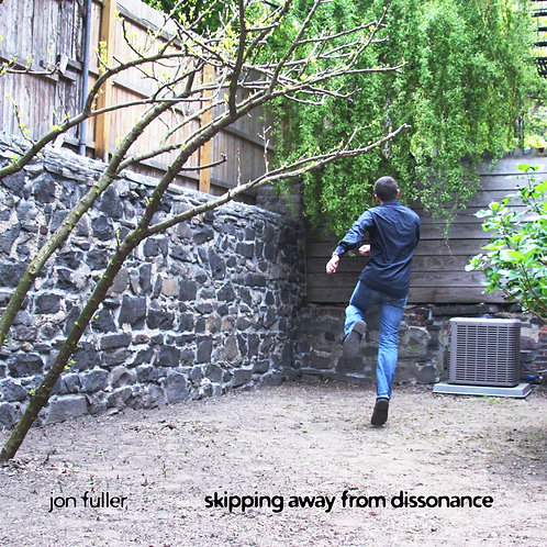 Skipping Away from Dissonance (CD)