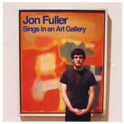 Sings in an Art Gallery (CD)