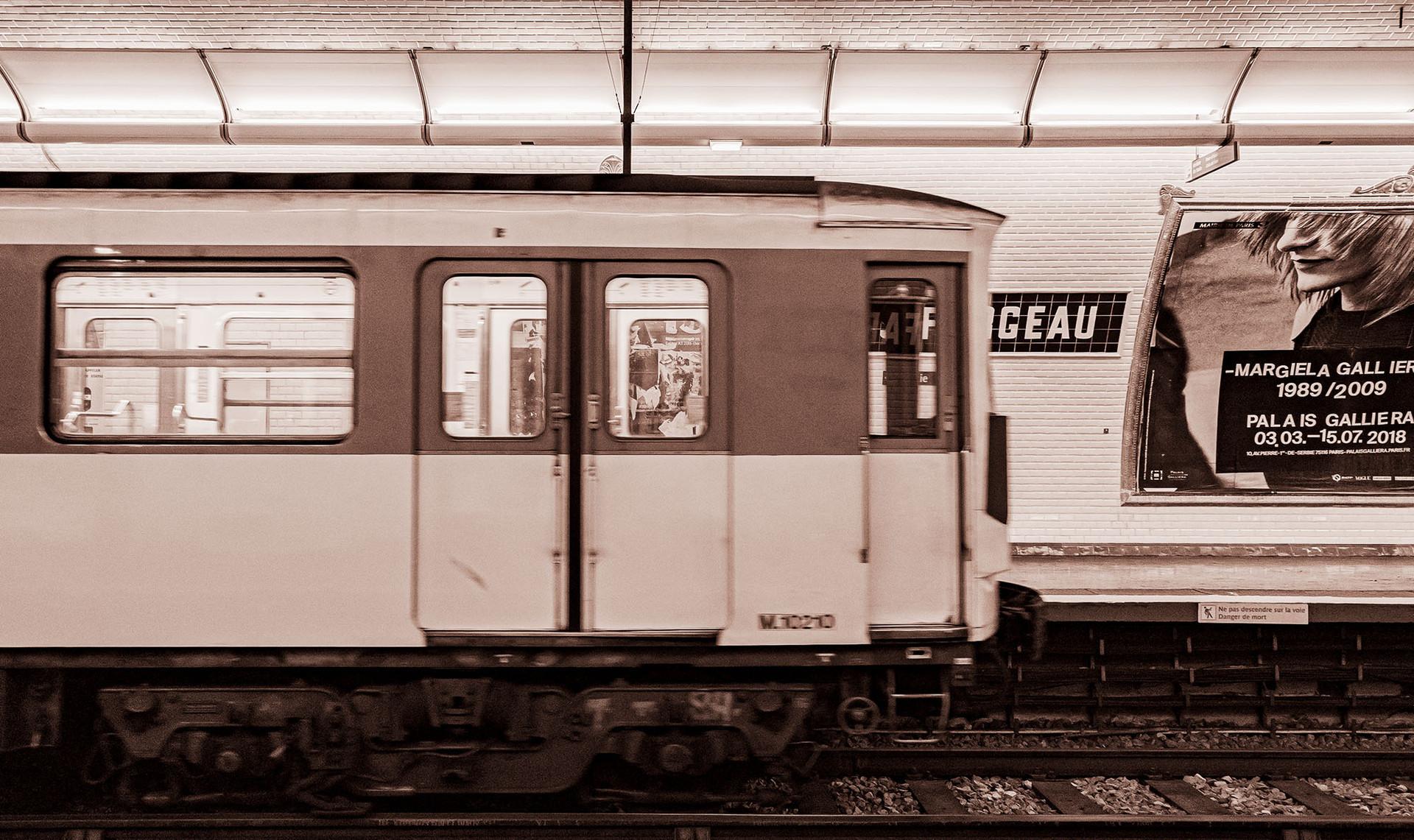 Métro Ligne 3b