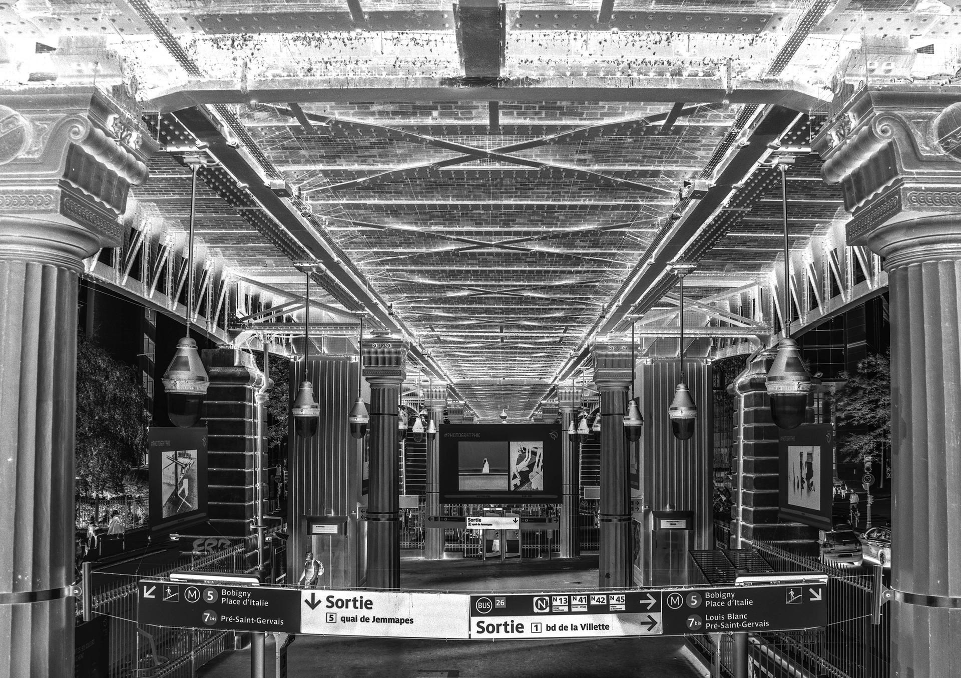 Paris - L'art du métro