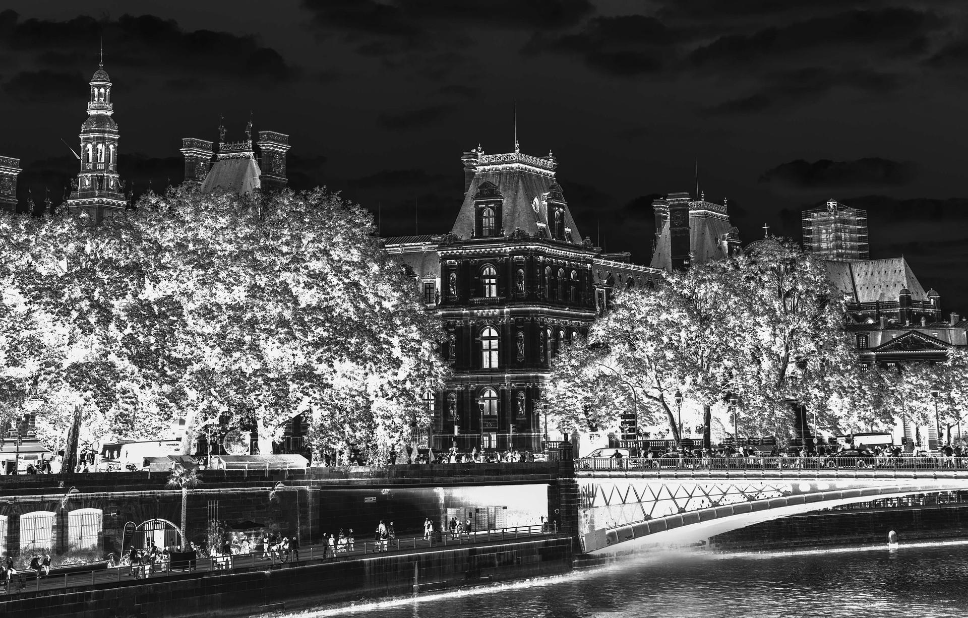Paris - Rives de seine