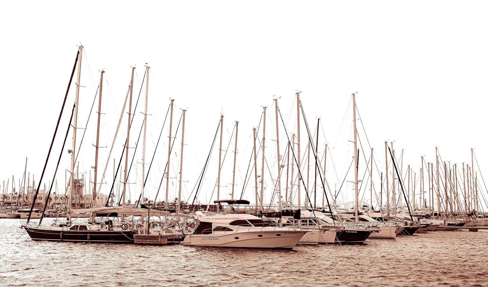 Au port