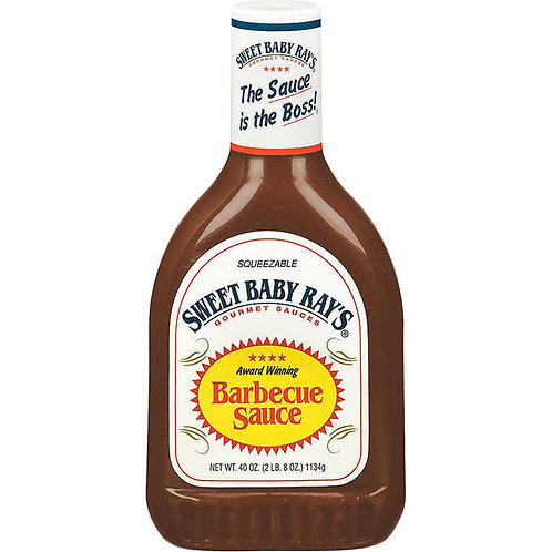 Sweet Baby Ray's Barbecue Sauce, 40 oz