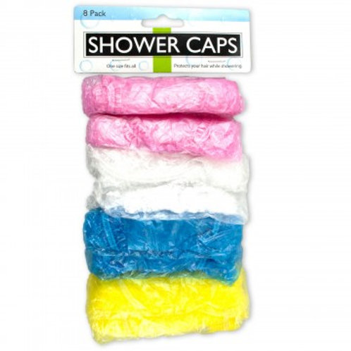 Shower & Hair Care Caps Set