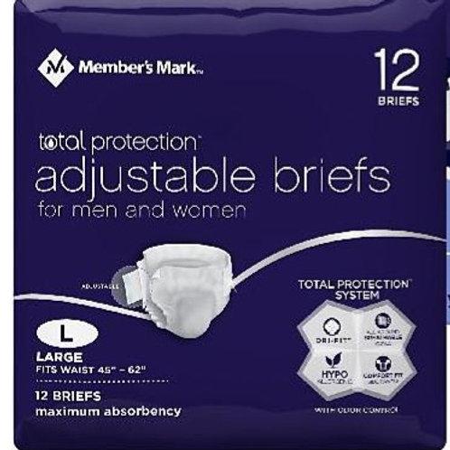 Adjustable Adult Briefs