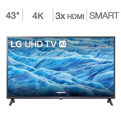 "LG 43"" Class - 7 Series - 4K UHD TV AI ThinQ"