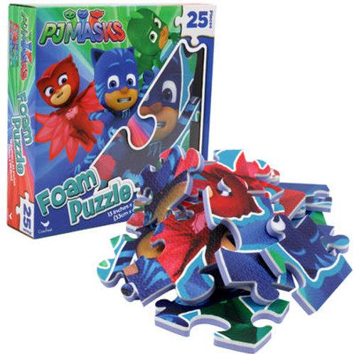 PJ Masks 25-piece Foam Puzzle