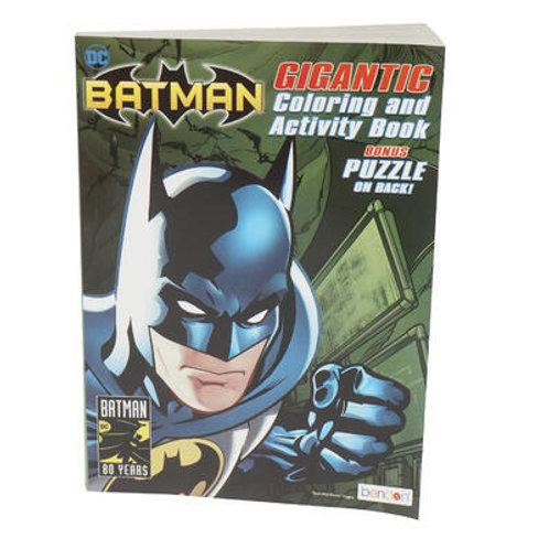 Batman Gigantic Coloring and Activity Book