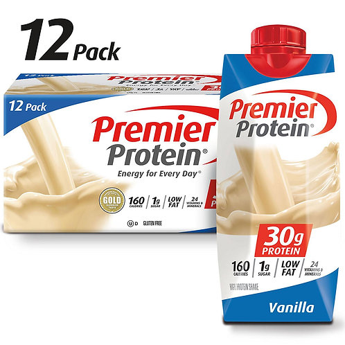 Premier Protein High Protein Shake,  (11 fl. oz., 15 pack)