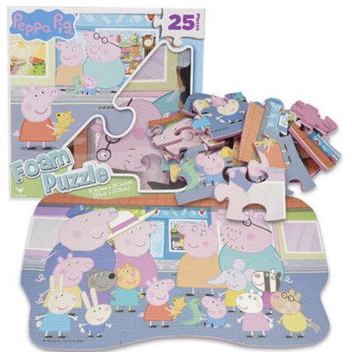 Peppa Pig Foam Puzzle