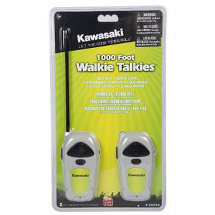 Kawasaki™ 1,000-Foot Walkie Talkies