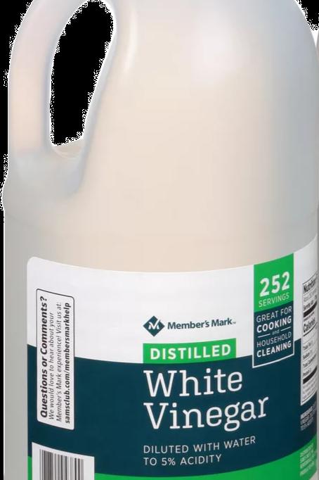 Distilled White Vinegar 1 Gal